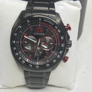 Citizen Eco-Drive Stainless Steel Watch NWOT